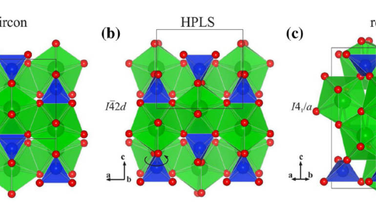 The pressure‑induced phase transition(s) of ZrSiO4: revised